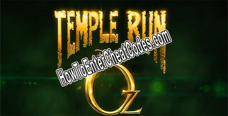 Temple Run: Oz Hacked Gems and Coins