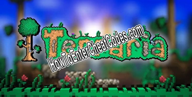 Terraria Hacked Ammo and Health