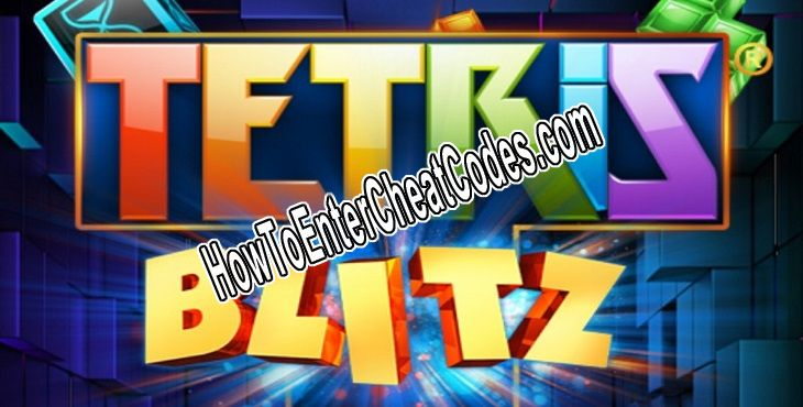 Tetris Blitz Hacked Tickets, Coins and Spins