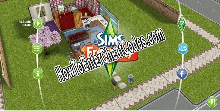 The Sims FreePlay Hacked Life Points and Simoleons