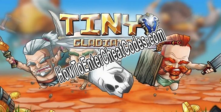 Tiny Gladiators Hacked Diamonds/Gems