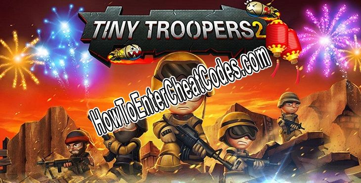 Tiny Troopers 2 Hacked Money/CP, XP and Medals