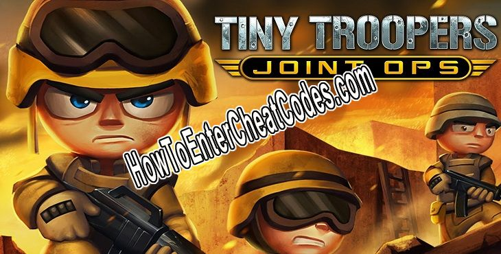 Tiny Troopers Hacked Money and Medals