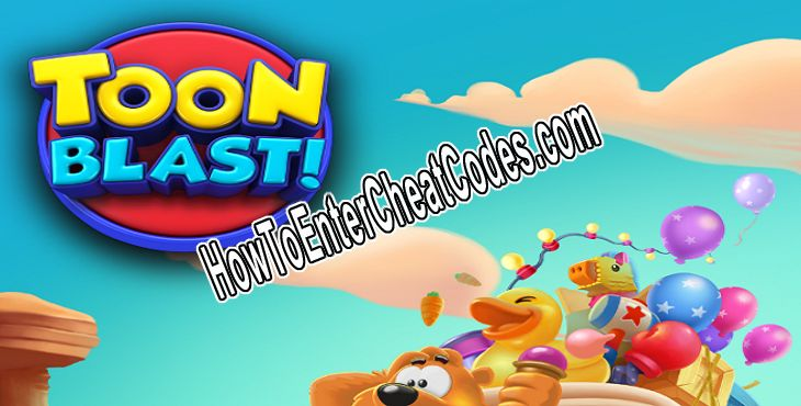 Toon Blast Hacked Coins and Lives