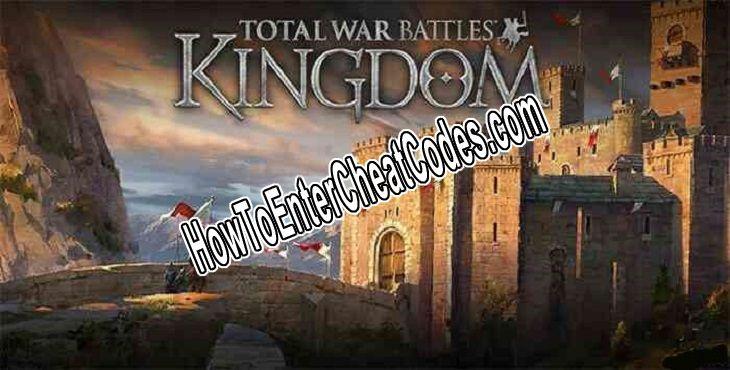 Total War Battles: KINGDOM Hacked Gold