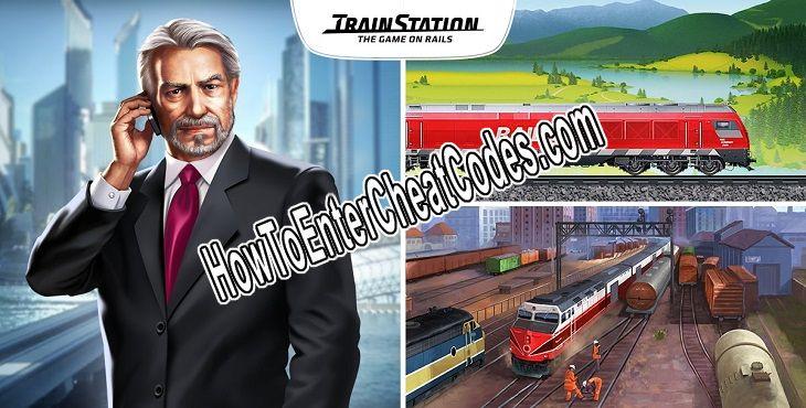 TrainStation Hacked Gems