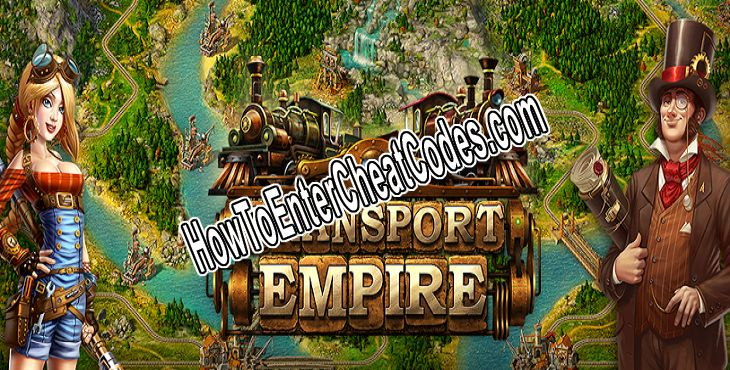 Transport Empire Hacked Gold and Silver