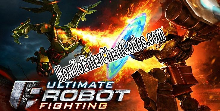 Ultimate Robot Fighting Hacked Gold Points