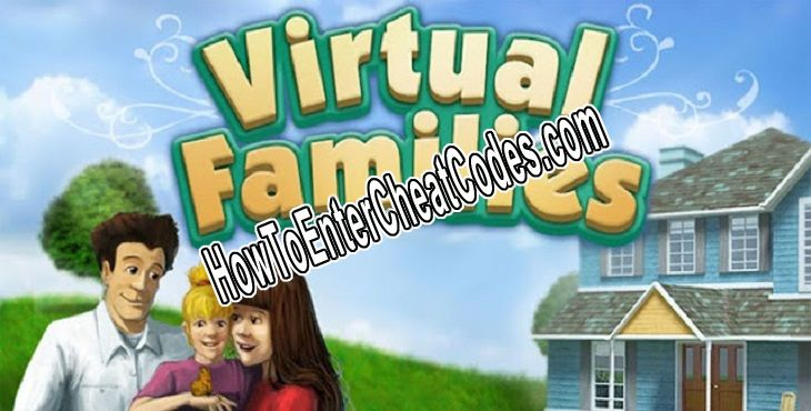 Virtual Families Hacked Money/Coins