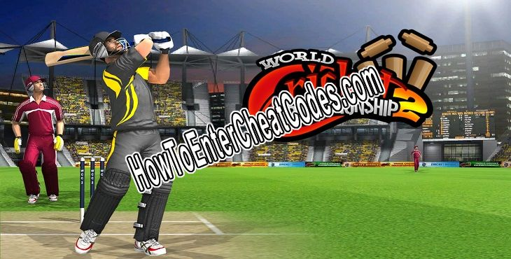 World Cricket Championship 2 Hacked Coins/Money
