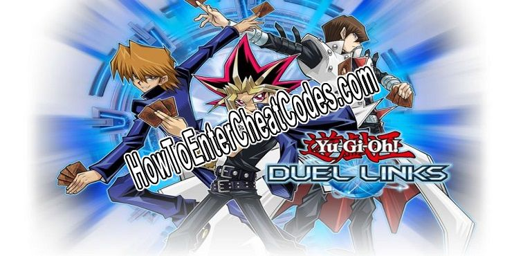 Yu-Gi-Oh! Duel Links Hacked Gems and Coins