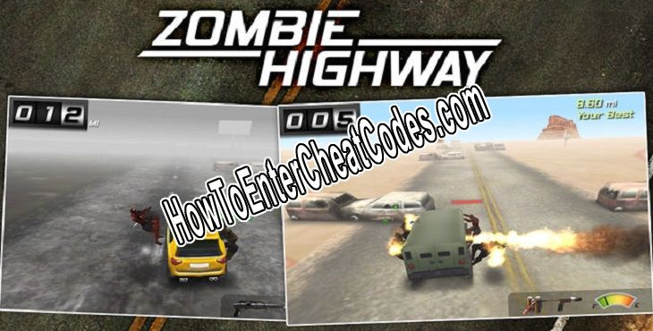 Zombie Highway Hacked Ammo, Unlock Everything and Money